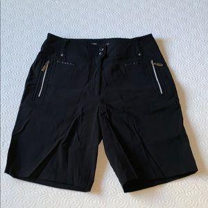Bermuda golf shorts